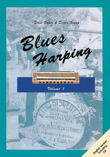 Blues Harping vol.1 (+CD, en)