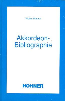 Akkordeon-Bibliographie