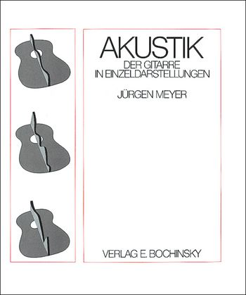 Akustik der Gitarre in Einzeldarstellungen