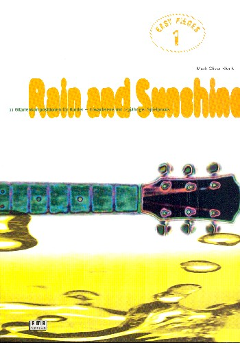Klenk, Mark Oliver - Rain and Sunshine : 11 Gitarren-