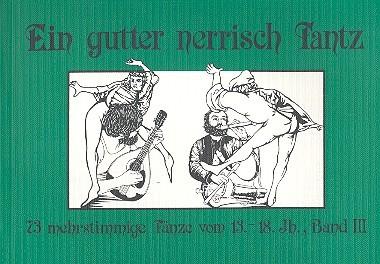 - Ein gutter nerrisch Tantz Band 3 :