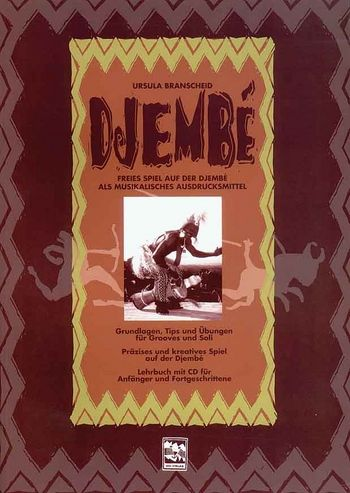 Djembe Band 1 (+CD): freies Spiel auf der Djembe als