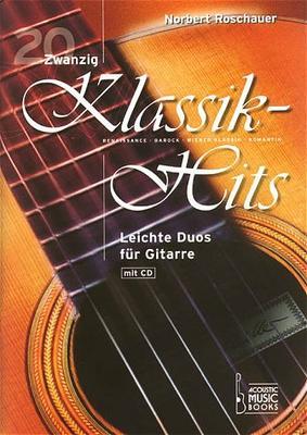 - 20 Klassik-Hits (+CD) :