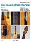Die neue Gitarrenschule Band 2: für Solospiel, Liedbegleitung,