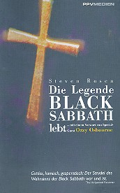 Rosen, Steven - Black Sabbath : Die Legende lebt