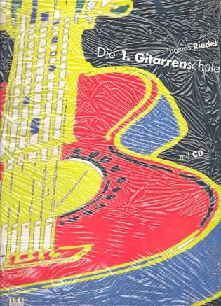 Die erste Gitarrenschule (+CD)