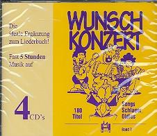Wunschkonzert: 4 CD\