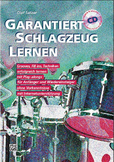 Garantiert Schlagzeug lernen (+2 CD\