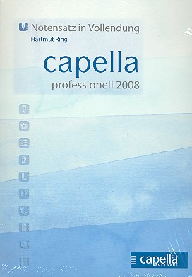 Capella professionell: Notensatz auf dem PC