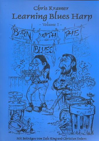 Learning Blues Harp vol.1