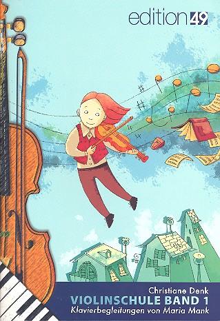 Violinschule Band 1: Klavierbegleitung