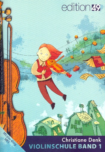 Violinschule Band 1 (+MP3-Play Along)