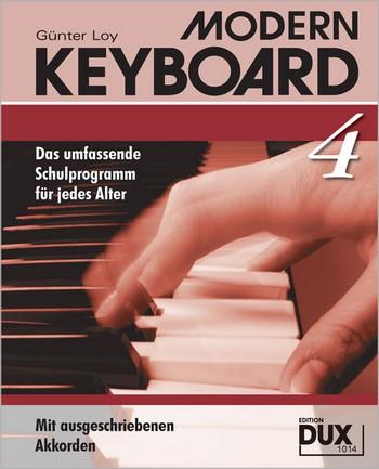 Modern Keyboard Band 4: Das umfassende Schulprogramm