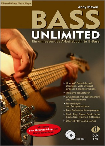 Bass unlimited (+2 CD\