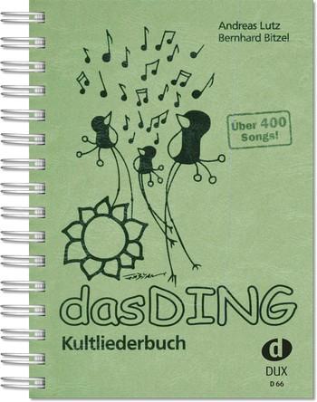 - Das Ding Band 1 : Kultliederbuch