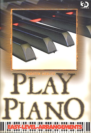 Play piano: for easy piano