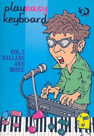 Play easy Keyboard Band 2: Ballads and more