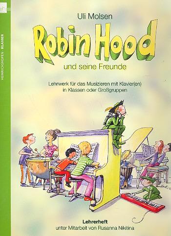 Robin Hood und seine Freunde: Lehrerheft