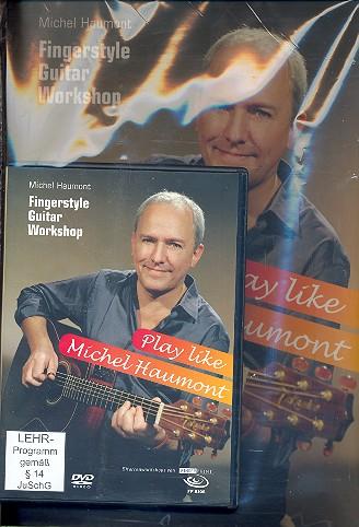 Play like Michael Haumont (+DVD): für Gitarre