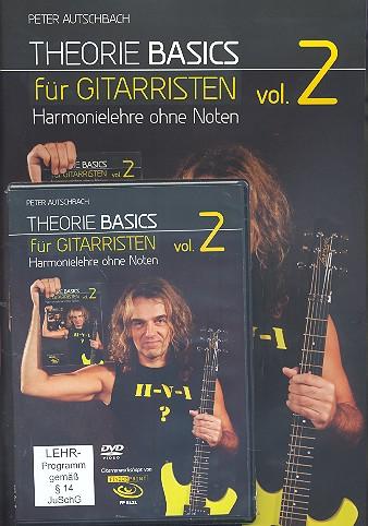 Autschbach, Peter - Theorie Basics für Gitarristen Band 2 (+DVD) :