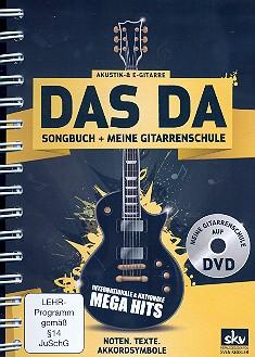 Das da: Songbuch + Meine Gitarrenschule (+DVD)