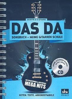 Das da: Songbuch + Meine Gitarrenschule (+CD)
