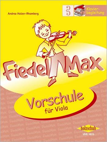 Fiedel-Max Viola Vorschule:
