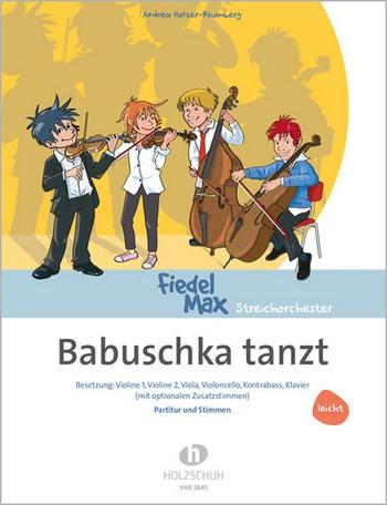 Holzer-Rhomberg, Andrea - Babuschka tanzt : für Streichorchester