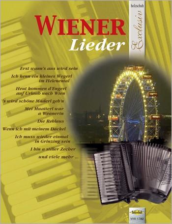 - Wiener Lieder : für Akkordeon