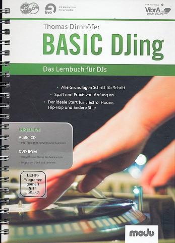 Basic DJing (+CD +DVD-ROM):