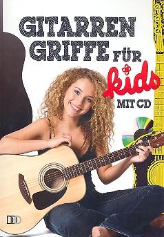 Gitarrengriffe für Kids (+CD)