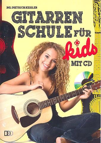 Gitarrenschule für Kids (+CD) ohne Noten