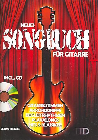 Neues Songbuch (+CD): für Gitarre