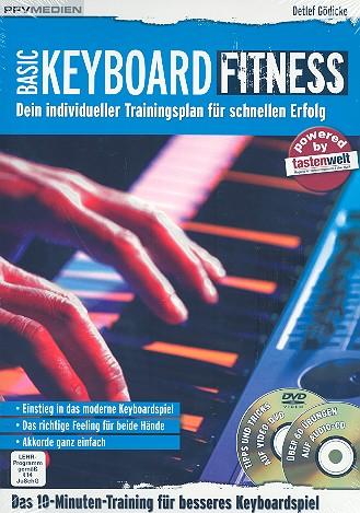 Basic Keyboard Fitness (+DVD +CD)
