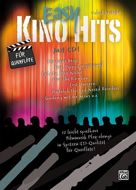 Easy Kino Hits (+CD): für Flöte