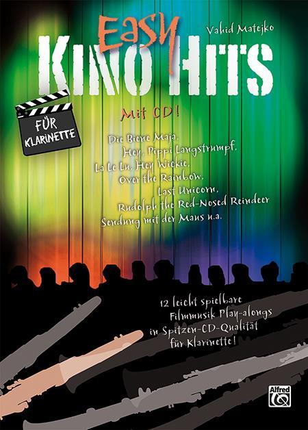 Easy Kino Hits (+CD): für Klarinette