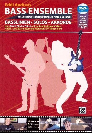 Bass Ensemble (+DVD): für E-Bass/Tabulatur