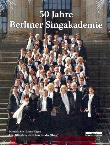 50 Jahre Berliner Singakademie Kaiser-Wilhelm-Gedächtnis-Kirche in Berlin