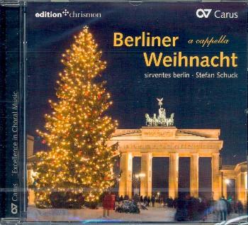 Berliner Weihnacht a cappella: