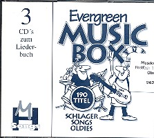 Evergreen Musicbox: 3 CD\