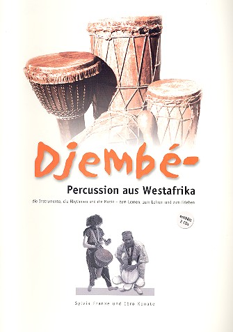 Djembe-Percussion (+ 2 CD\