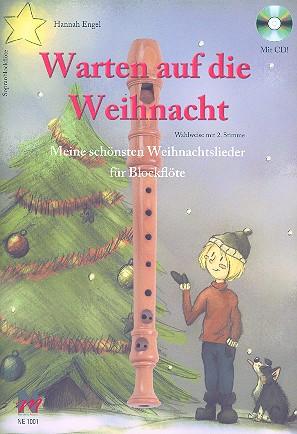 - Warten auf die Weihnacht (+CD) :