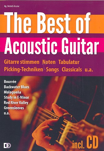 The Best of Acoustic Guitar (+CD):