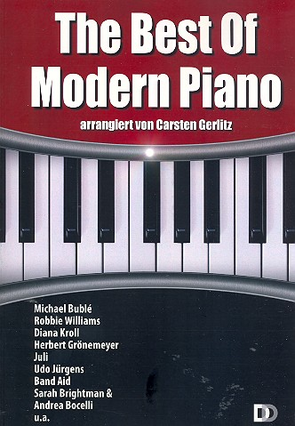 The Best of Modern Piano