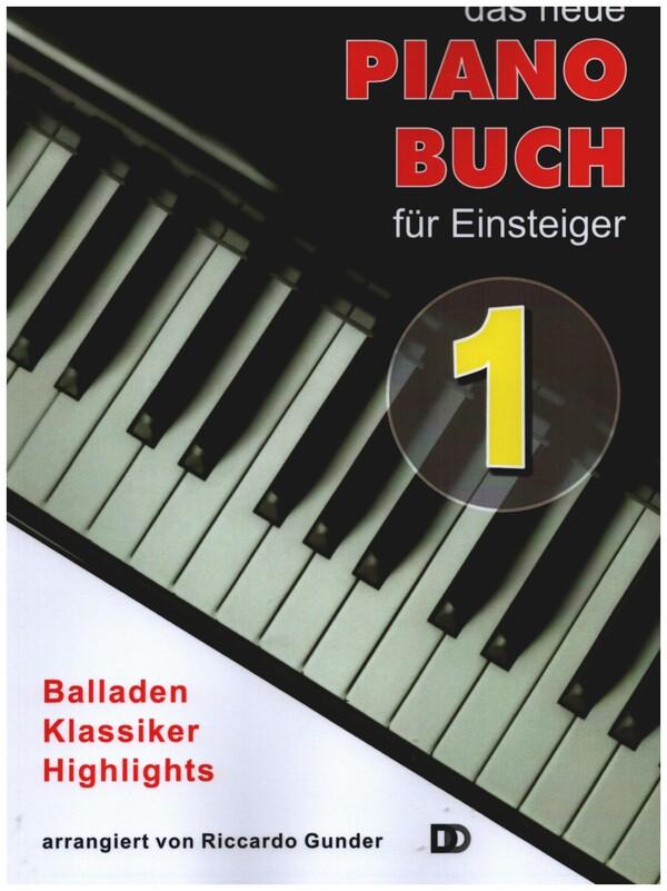 Das neue Pianobuch für Einsteiger