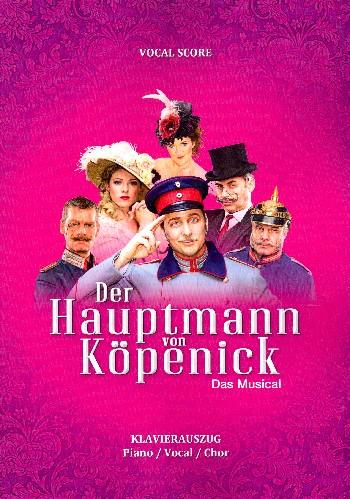 Stang, Heiko - Der Hauptmann von Köpenick - das Musical :