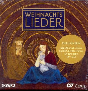 Weihnachtslieder aus aller Welt - Deluxe-Box : - Vollanzeige.