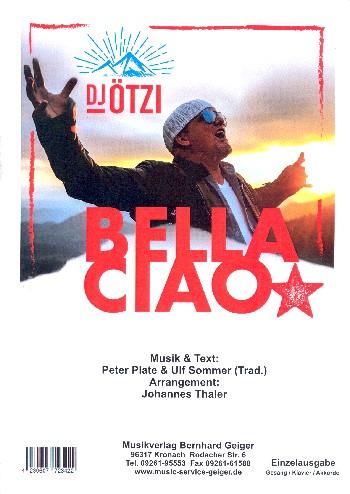 Bella Ciao : - Vollanzeige.