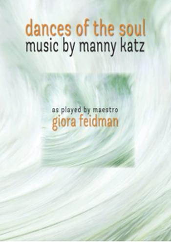 Dances of the Soul: für Klarinette (mit Akkorden)