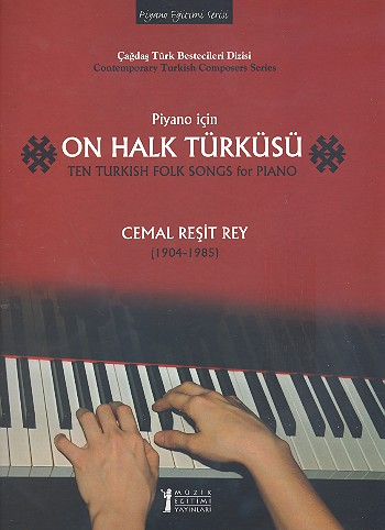 10 Turkish Folk Songs: for piano